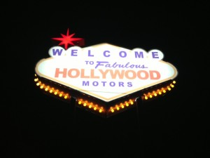 hollywood mtr